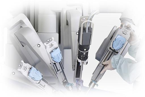 intervento chirurgico prostata con robot
